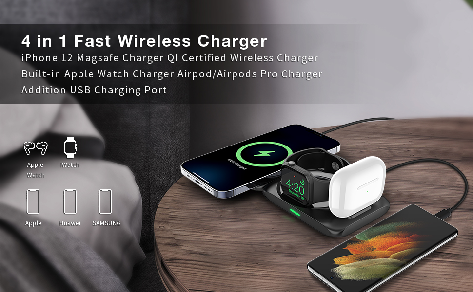 one stop charging station