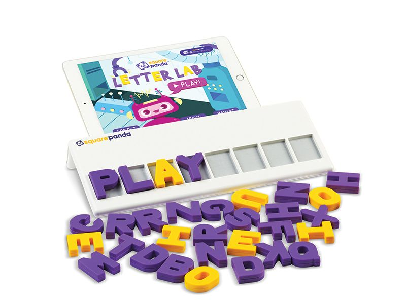 Phonics reading games for kids to learn spelling, letter tracing, rhyming and word families