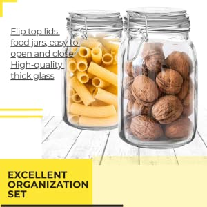 food container jars