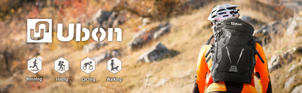Ubon Cycling Hydration Backpack