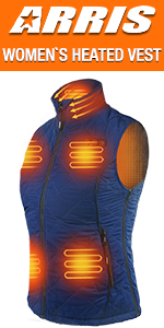 heated jacket for hunting
