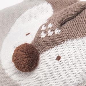 DORRISO Niño Niña sombrero de niño sombrero y bufanda para niños Invierno para chico 2 3 4 5 6 años