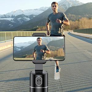 Face Body Auto Tracking Phone Tripod Holder