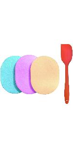 s-fit スポンジ ヘラ 洗って使える 3色セット 最新版