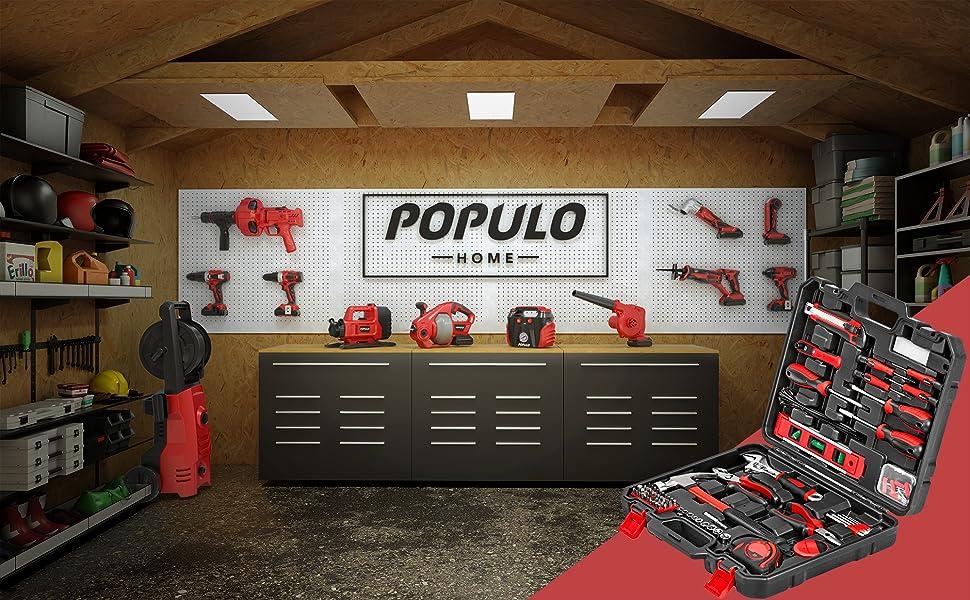 POPULO Hand Tools