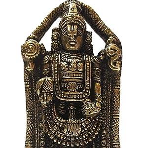 balaji lrd Venkateshwara antique gold south indian idols