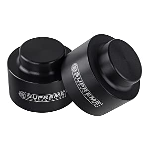 supreme suspensions heavy duty aftermarket lift suspension upgrade leveling full-size pickup truck
