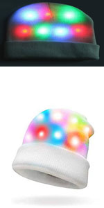 Led hat for kids