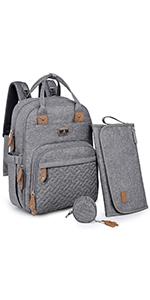 Changing Bag Backpack