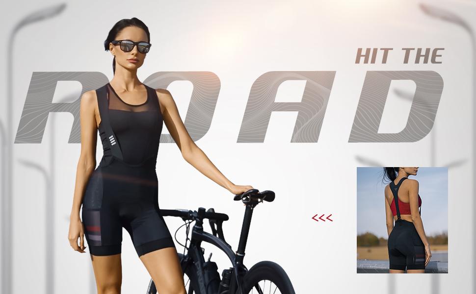 cycling bib shorts women