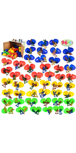 48 Pack Easter Eggs with Prefilled Army Action Figures