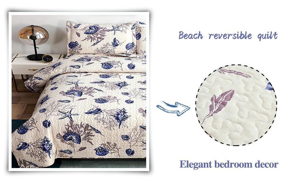 ocean bedding