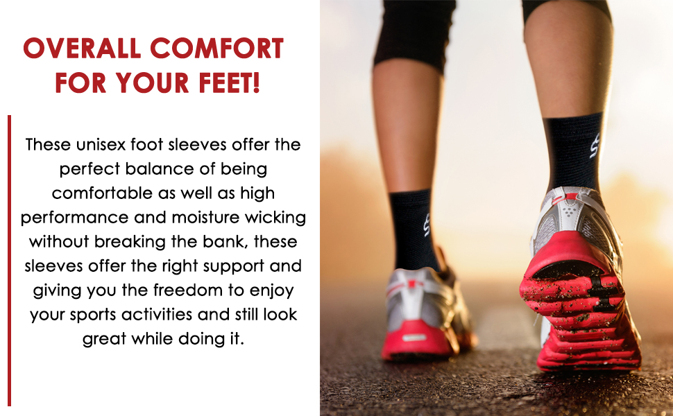 ankle brace, running, foot sleeve
