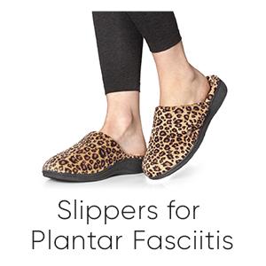 Slippers for Plantar Fasciitis