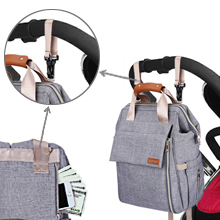 Detachable Stroller Straps