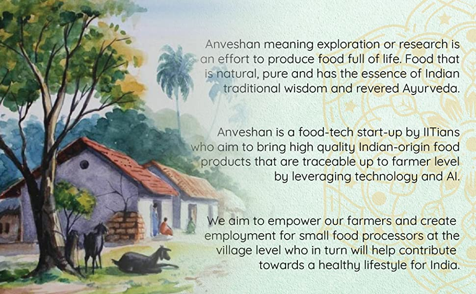 About Anveshan