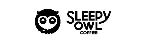 Sleepy Owl Coffee Logo