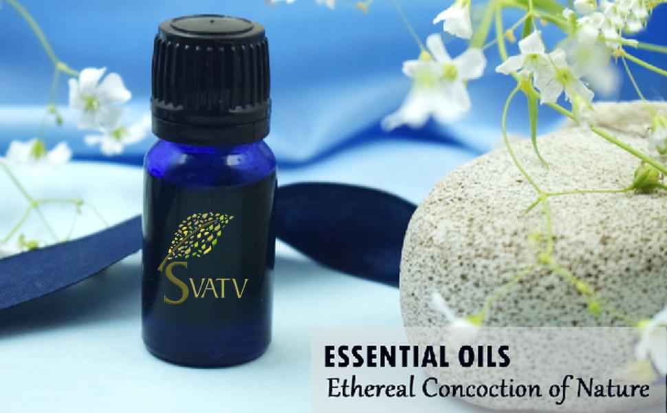 Svatv essential Oils