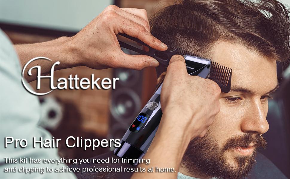 Hatteker hair clipper