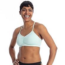 wireless bra, stretchy bra
