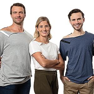 adaptive shirts