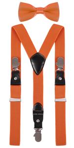 Suspender amp; Bow Tie
