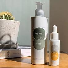 Balance Me British Natural Skincare Skin Body Vegan Cruelty-Free UK Bio-Active Ingredients Anti-age
