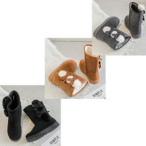 black browm grey boots