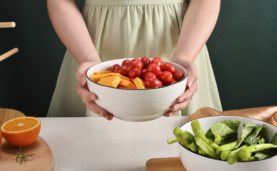 40 oz bowl set