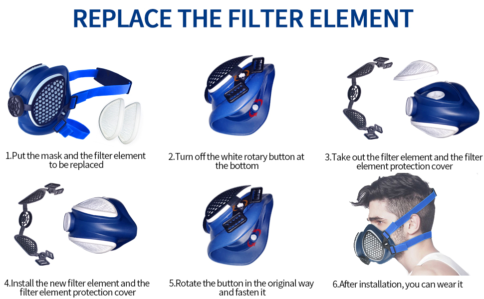 replace filter