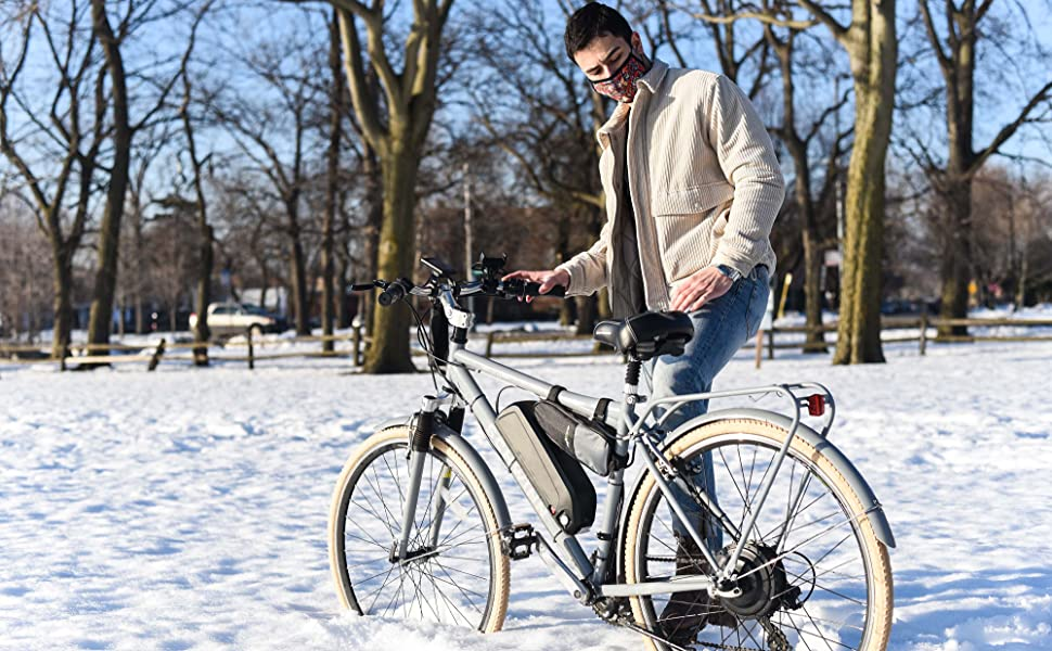 Ebike Conversion Kit with Battery Included