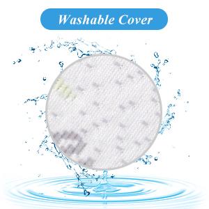 Machine Washable Pillowcase