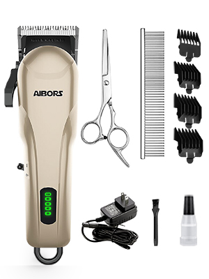 dog clippers for grooming for thick coats