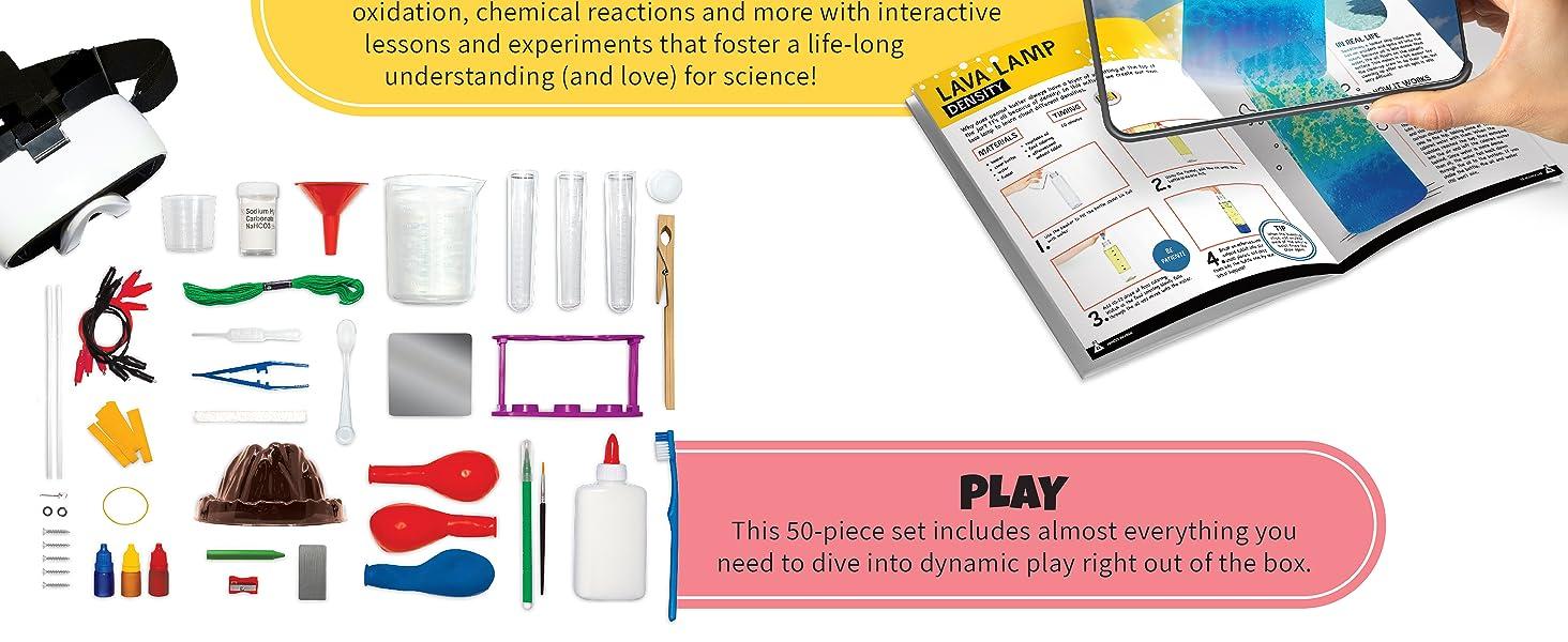 bill nye vr science kit abacus brands vr science lab for kids