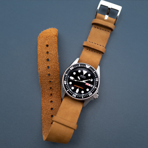 Gingerbread Leather NATO