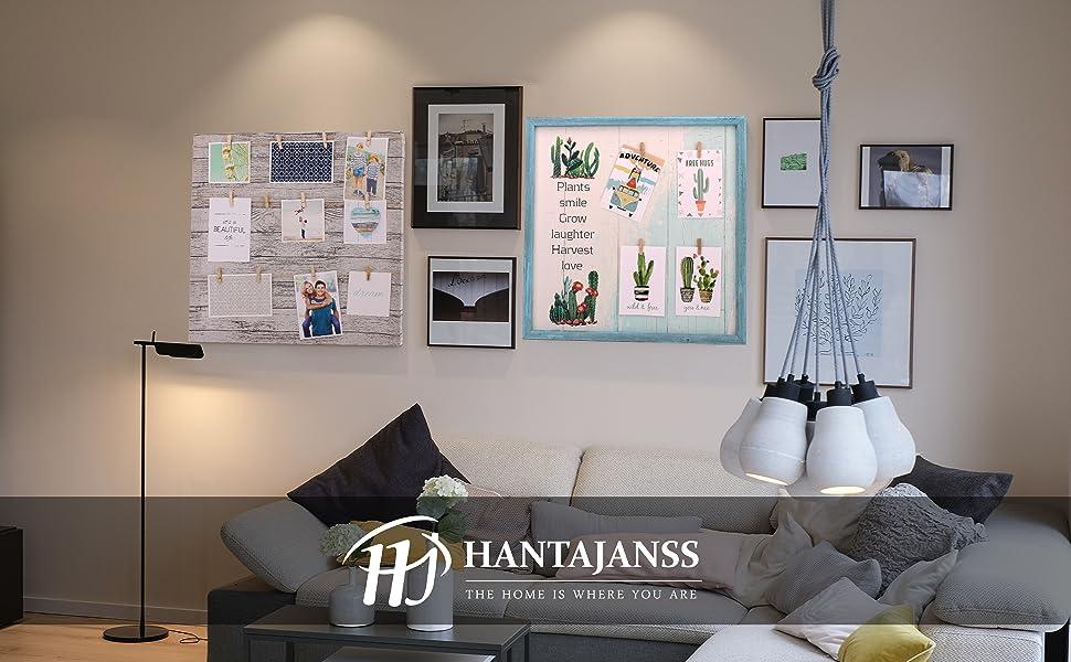 Hantajanss clip photo frame