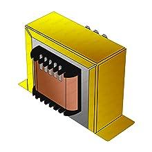 Dulcet DC-A50X 100% Copper Transformer