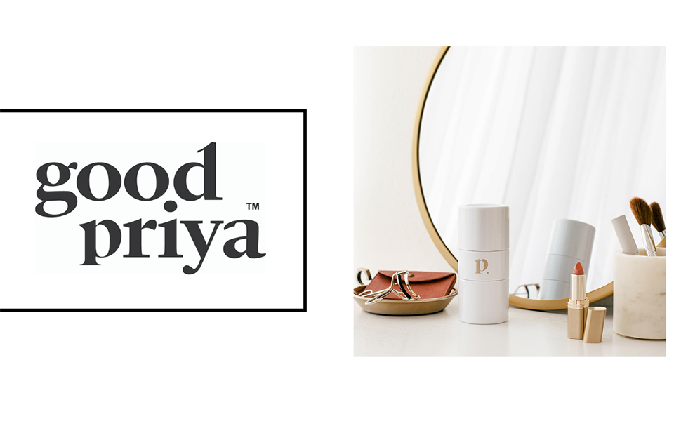 Good Priya logo