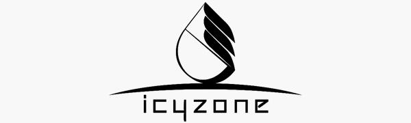 icyzone - Pantalones cortos de deporte para mujer