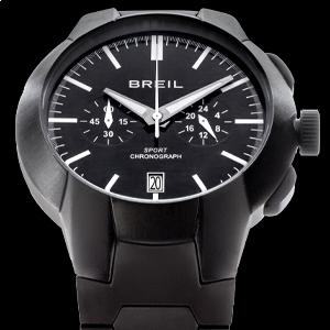 orologio uomo;cronografo;black;new one;acciaio;chrono;sport;breil