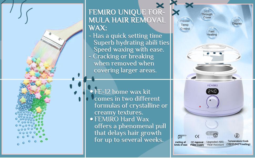 WAX KIT FOR WOMEN