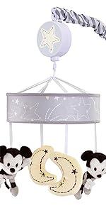 Mickey Mouse Crib Mobile