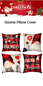 Christmas Pillow Case