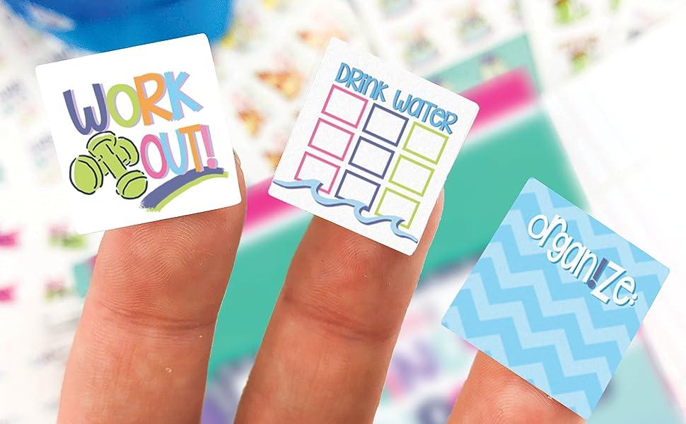 Busy Mom + Ever Gal Sticker Bundle