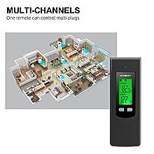 plug in thermostat control