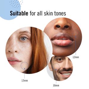 Geschikt voor alle huidtypes