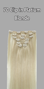 human hair extensions blonde