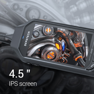 4.5in IPS Screen