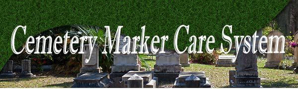 Cemetery Marker Care System Hero Image