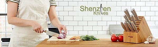 Shenzhen Knives kitchen lifestyle photo